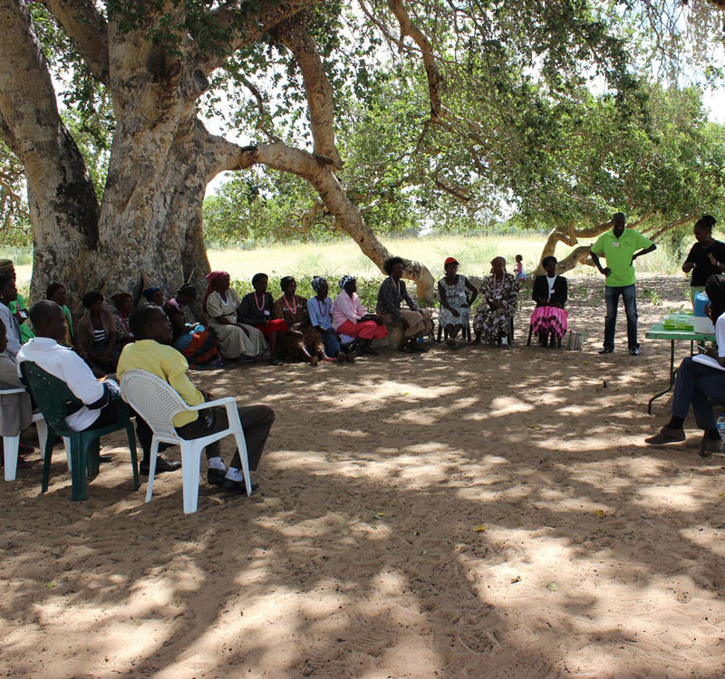 Support Group decentralises ARVs